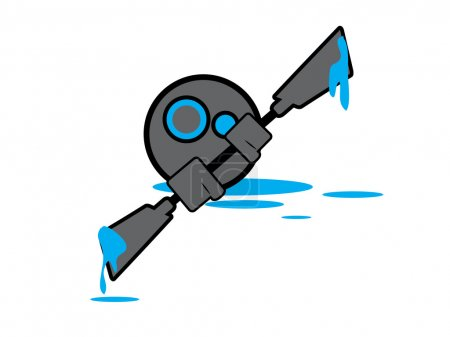 Generic Kayaking Character