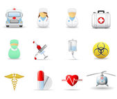 Medical icons part 1
