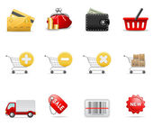 Shopping icons part 2