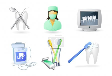Medical icons | Dentistry