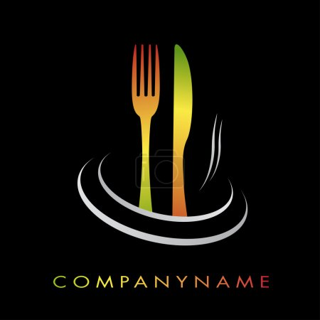 Logotype restaurant