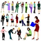 Women at Work No1