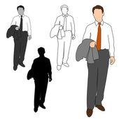 Business Man Style Set 12