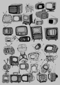 Vintage TVs collection