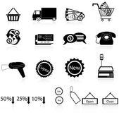 Commerce ikony