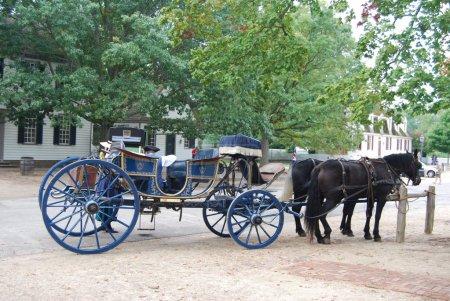 Williamsburg Carriage Ride