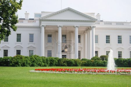 Photo for White House in Washington DC - Royalty Free Image