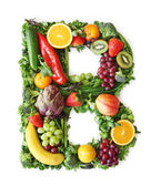 Ovoce a zeleniny abeceda