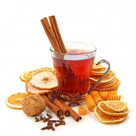 Winter hot drink