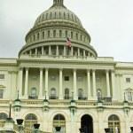 Постер, плакат: The US Capitol