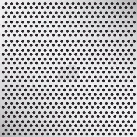 Vector hole texture