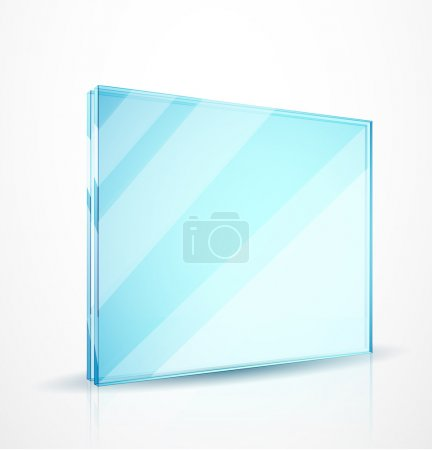 Vector glass plates