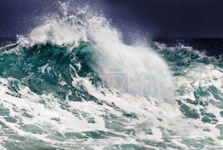 Photo pour Onde océanique - image libre de droit