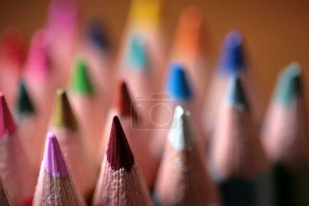 Wood crayon