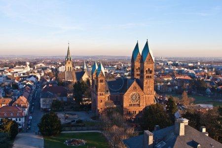 Erloserkirche in Bad Homburg