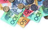 Australský peníze