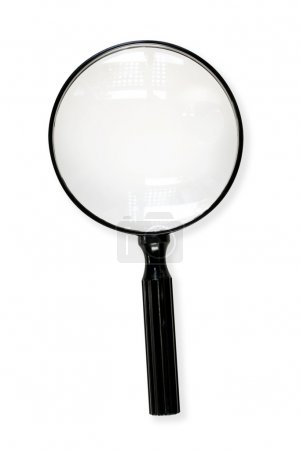 Magnifying Glass with Path
