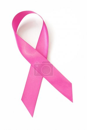 Pink Breast Cancer Ribbon
