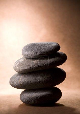 Stones in balance