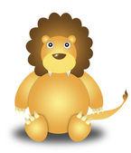 Kreslený Lev
