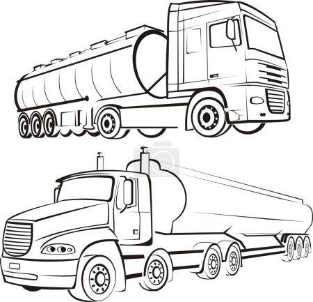 Lorry, track, tir