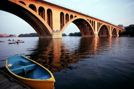 Photo for Georgetown Bridge - Royalty Free Image