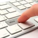 Cyber attack, cyber terrorism, cybercrime concept....