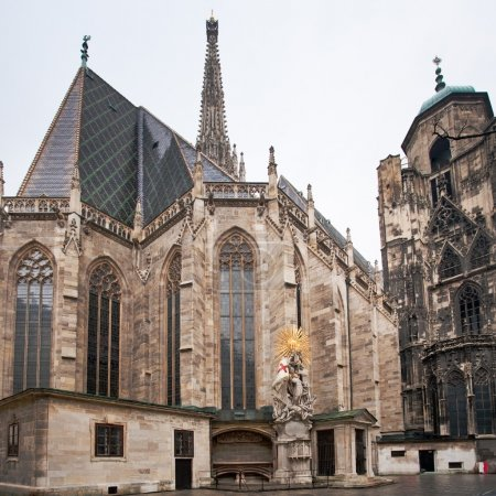 St Stephan Cathedral Vienna Austria