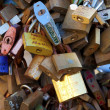 Постер, плакат: LOCKS OF LOVE