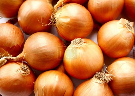 Onions - a source of vitamins and minerals.