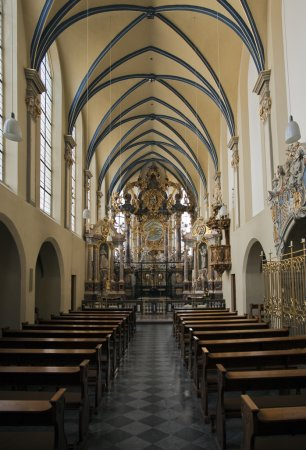 Photo for A german Church indoor - Royalty Free Image