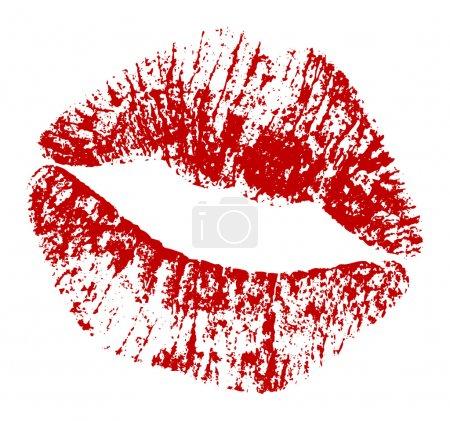 Kiss print.