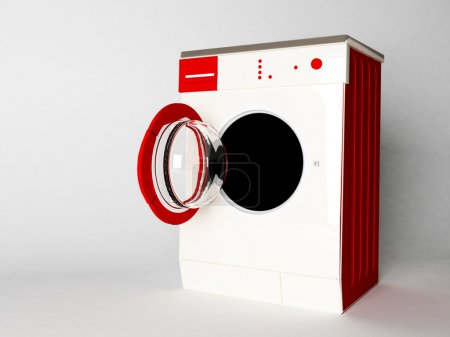 Modern nice washing machine