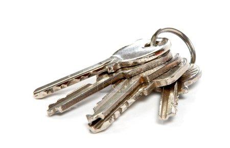 Keys with shadow