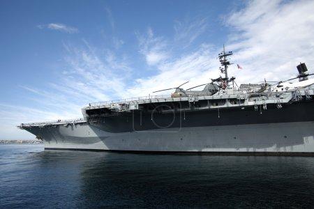 USS Midway San Diego California.