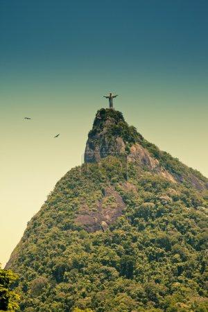 Corcovado Rio De Janeiro Brazil