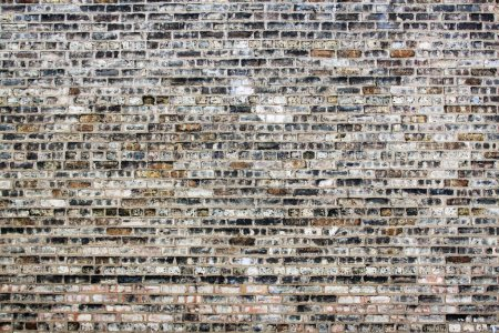 Photo for Urban Background (Brick Wall) - Royalty Free Image
