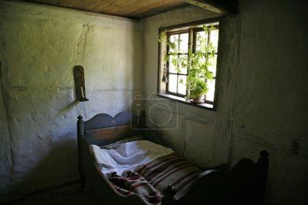 Photo pour Chambre dans une ancienne ferme - le Funen Village, Odense, Danemark . - image libre de droit