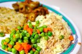 Healthy vegetable dish