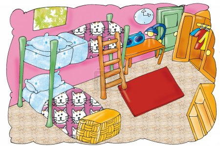 Orderly room,