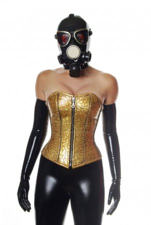 Honey Fetish corset