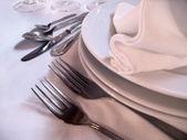 Dinnerware Detail