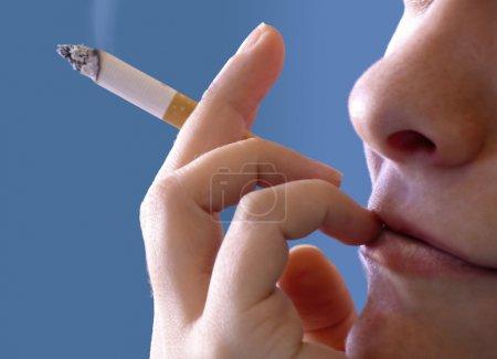 Casual Cigarette