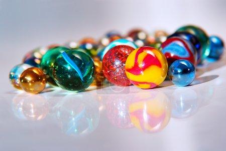 marbres colorés