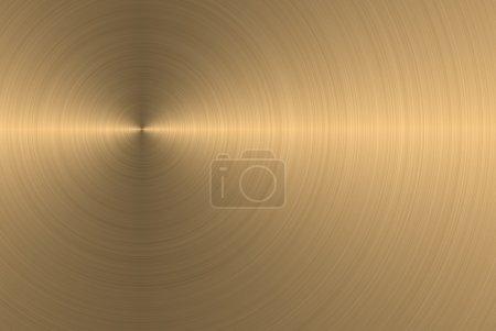 Foto de Imagen de fondo de una mano cepillado placa metálica grande. - Imagen libre de derechos