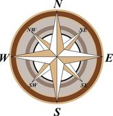 Vector of Wind Rose