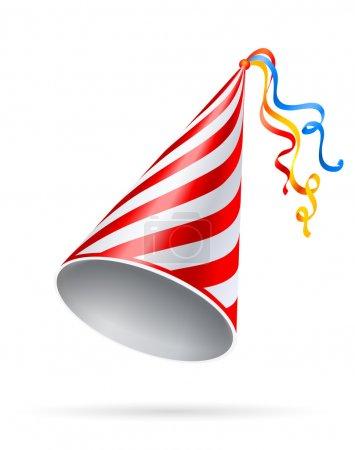 Festive stripy cap