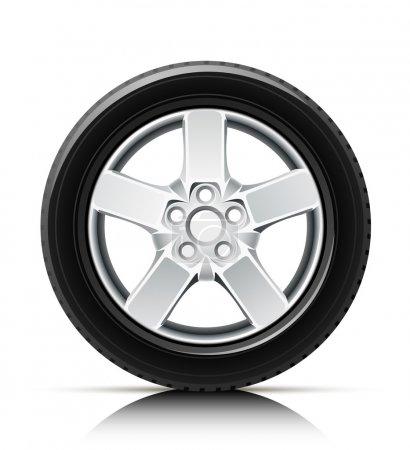 roue de voiture