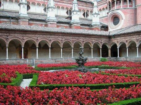 Certosa di Pavia, Italy