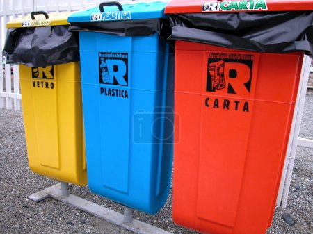 Ecological trash